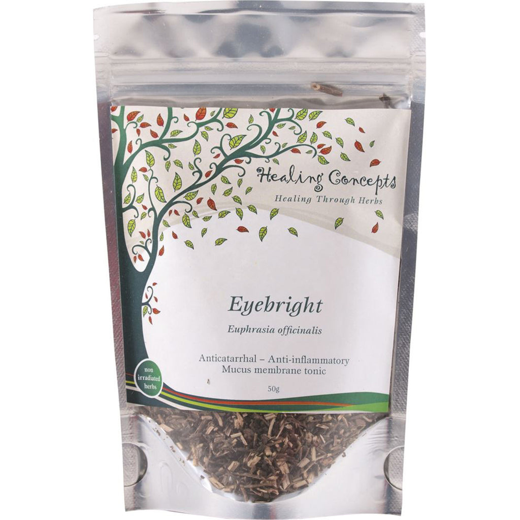 Eyebright Tea 50g Healing Concepts - Broome Natural Wellness