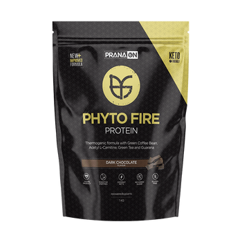 Phyto Fire Protein Dark Choc 1kg PranaOn - Broome Natural Wellness