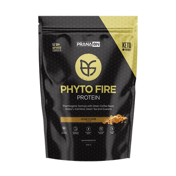 Phyto Fire Protein Honeycomb 400g PranaOn - Broome Natural Wellness