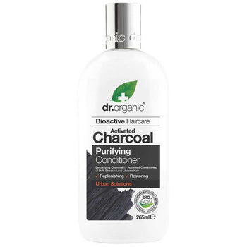 Activated Charcoal Purifying Conditioner 265ml Dr Organic - Broome Natural Wellness