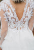 shirleydresses Boho Wedding Dress Lace Gown Separates Wedding Dress