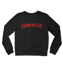 Laden Sie das Bild in den Galerie-Viewer, Gamerflix - Sweatshirt