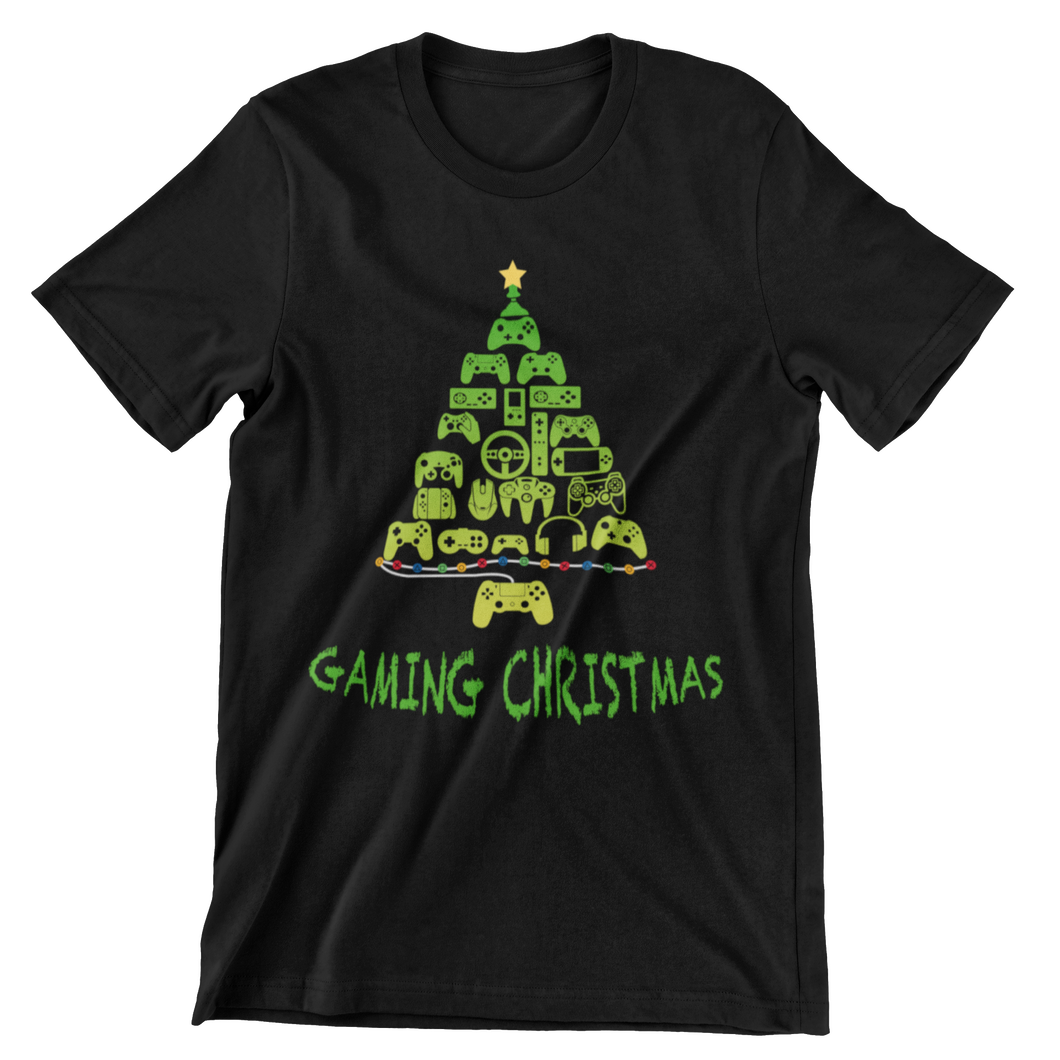 Gaming Christmas - Shirt