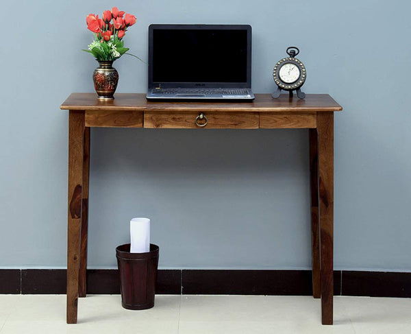 Solid Wood Study Console Table