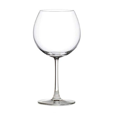 TAGROCK Balloon Red White Wine Glass, 650Ml - Set of 2