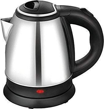 BICHI Stainless Steel Scarlett Electric Elegant Design for Hot Water, Tea, Rice and Cooking Foods Kettle, 1.8 or 2 L, Multicolour