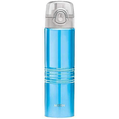 Milton Vogue 750 Stainless Steel Water Bottle, 750 ml, Blue