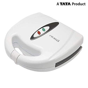Croma 800-Watt Sandwich Maker (CRK7003, White)
