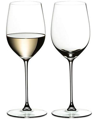 Ash & Roh® 300 ml Red and White Wine Glass | Party Glasses | Multi Purpose Wine Glass (Set of 2)