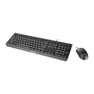 Lenovo USB Keyboard and Mouse Combo KM4802