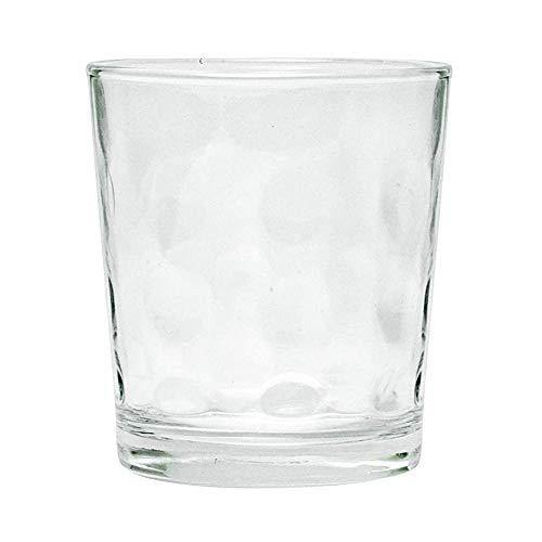 Femora Clear Glass Rome Water Glass Juice Glass Glasses Set of 6-240ml