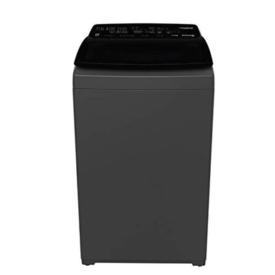 Whirlpool 7.5 Kg 5 Star Fully-Automatic Top Loading Washing Machine with In-Built Heater (STAINWASH PRO H 7.5, Silver)
