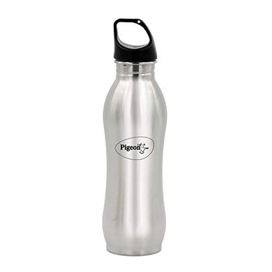 Pigeon By Stovekraft Bling Stainless Steel 750 ml Water Bottle- plastic free water bottle for office and school