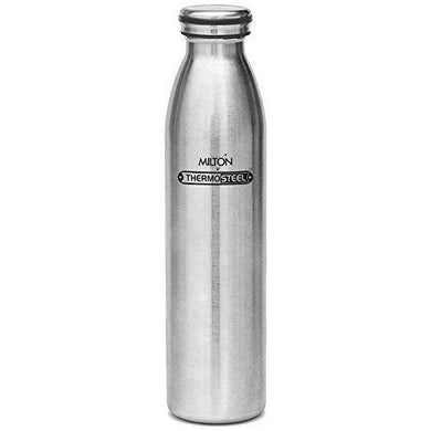 Milton Cameo-1000 Stainless Steel Bottle, 1 Litre, Silver