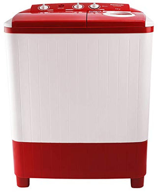 Panasonic 7 kg 5 Star Semi-Automatic Top Loading Washing Machine (NA-W70E5RRB, Red, Powerful Motor)