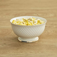 Load image into Gallery viewer, Home Centre Divine Ceramic Cereal Bowl - White
