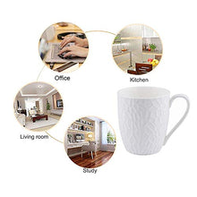 Load image into Gallery viewer, Pearl Marvel Fine Tableware Bone China Coffee Mug/Milk Mug for Home/Office/Gifts, 300 ml - (Set of 4)