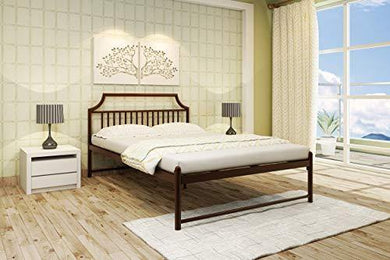 Homdec Phoenix Metal Double Bed