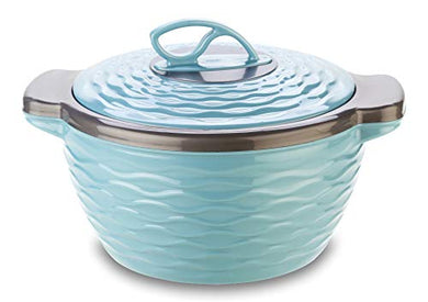 UTC Brook-2500 Designer Food Safe Serving Casserole Hot Pot, 2500ml (Colour May Vary)