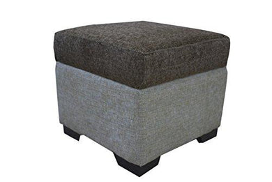 Grey Colour Pouffes for Living Room Designed to Save Sitting Space - Home Decor Lo