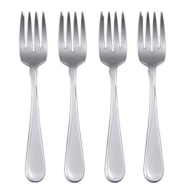 Oneida Flight Salad Forks, Set of 4