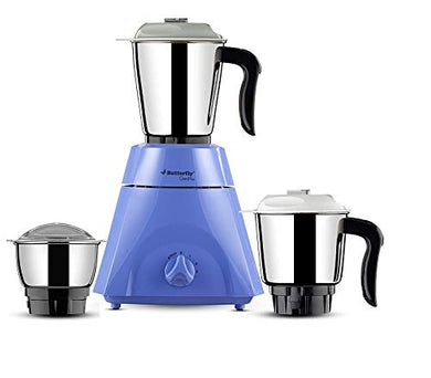 Butterfly Grand Plus 750W 4JAR Mixer Grinder (Violet)