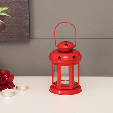 Home Centre Salsa Star Lantern - Red