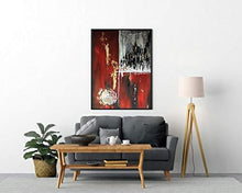 Load image into Gallery viewer, Grab Kart Contemporary Modern Abstract Art Canvas Painting Hand Painted Wall Art Decoration for Living Room Bedroom Office Home Decor - Home Decor Lo
