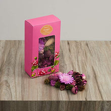 Load image into Gallery viewer, Home Centre Blossom Floral Potpourri Box - Purple
