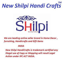 Load image into Gallery viewer, shilpi handmade luxury wooden standard 8 seater dining table set home decor