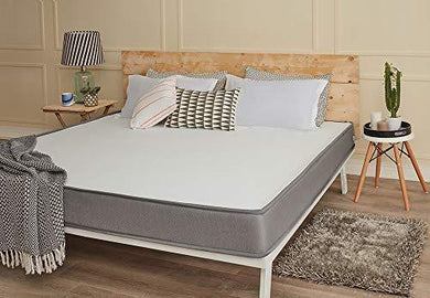 Wakefit Dual Comfort Mattress - Hard & Soft, King Bed Size (72x72x6) - Home Decor Lo