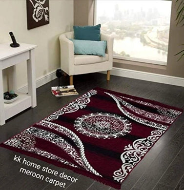 Kk Home Store Decor Royal look Carpet - Home Decor Lo