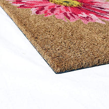 Load image into Gallery viewer, Onlymat Floral Modern Door Mat (Multicolour, Coir Pvc, 60 X 90 Cm)