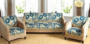Nendle Jacquard Sofa Cover Set of 3+2 - Home Decor Lo