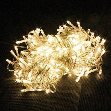 A & Y - Store Still LED String Light for Diwali Christmas Home Decoration, 10meter 35 Foot (Warm White)