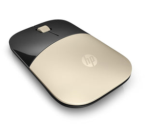 HP Z3700 Wireless Mouse (Modern Gold) - Home Decor Lo