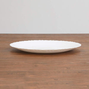 Home Centre Capella Polaris Solid Dinner Plate - Home Decor Lo