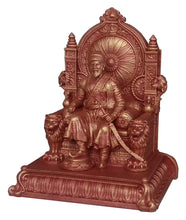 Load image into Gallery viewer, Chhatrapati Shivaji Maharaj Bronze Statue - Home Decor Lo