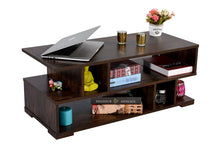 Load image into Gallery viewer, DeckUp Siena Coffee Table (Wenge, Matte Finish) - Home Decor Lo