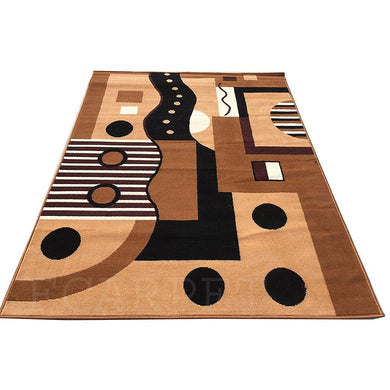 FCARPET Acrylic Modern Design Carpet for Home - Home Decor Lo