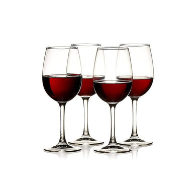 Crystalware Goblet 400 ml Wine Glass: Set of 2 - Home Decor Lo