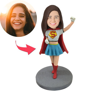 Supergirl Popular Custom Bobblehead