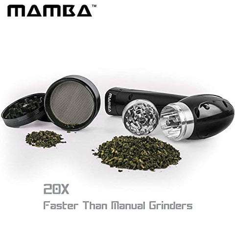 electric grinders for weed