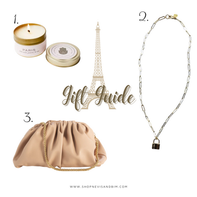 Gift Guide: Holiday Gifts for Travelers - Paris Edition