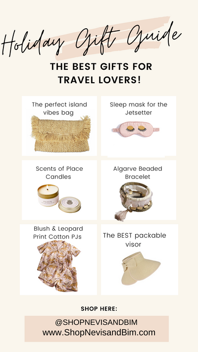 Holiday Gift Guides! The BEST Gifts for the Travel Lovers in Your Life!