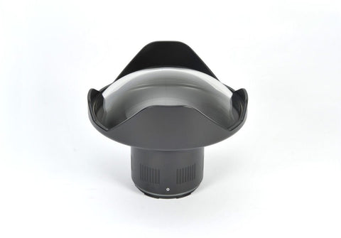 "N85 7"" Acrylic Wide-Angle Dome Port"