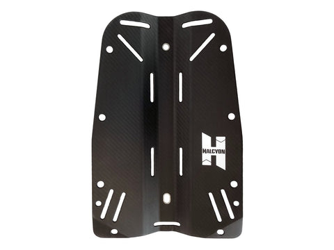 Halcyon Carbon Fiber Backplate (Bare)