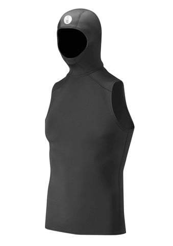 Men's Thermocline Hooded Vest 男装连帽背心