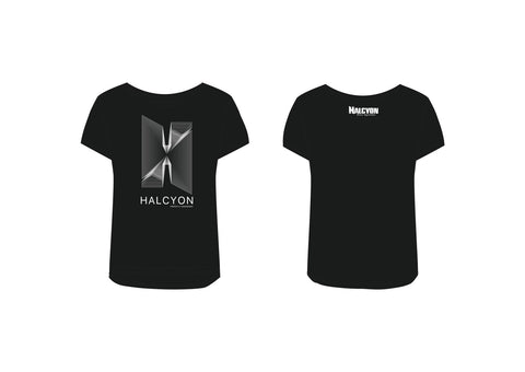 Halcyon Ladies' T-Shirt - Perfectly Engineered