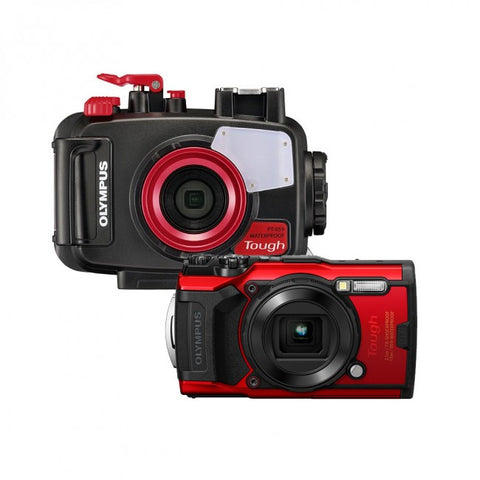 Olympus TG-6 & Underwater Housing PT-059